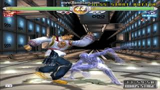 Virtua Fighter 4 Lau vs Dural PlayStation 2 fighting Game SEGA HD
