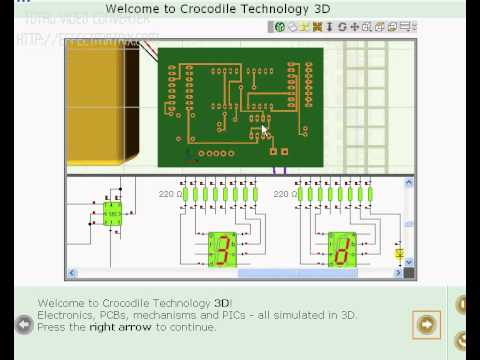 crocodile technology 609