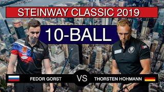 Fedor Gorst - Thorsten Hohmann   Steinway Classis 10-Ball   Thriller Final