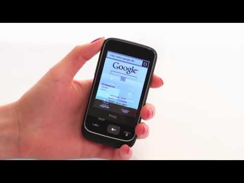 HTC Smart - sådan kommer du i gang med at surfe