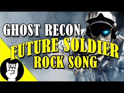 GHOST RECON ROCK SONG | TEAMHEADKICK