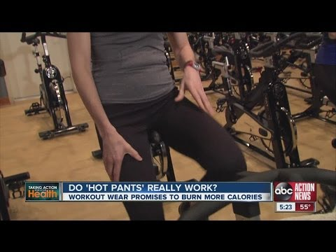 ABC Action News tests whether new weight-loss pants work
