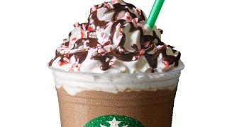How to make a Peppermint Mocha Frappuccino