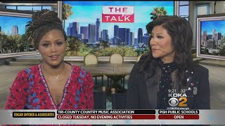 'The Talk' Hosts Revealing Their New Year's Evolutions