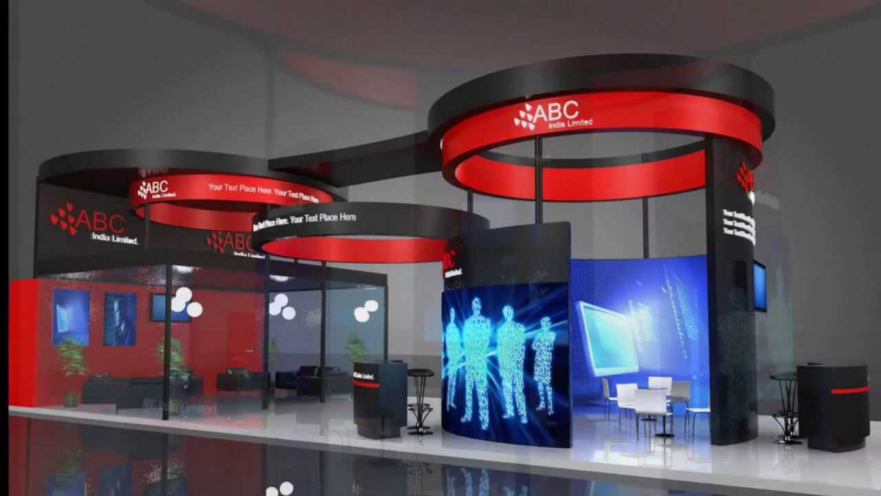 Modern Exhibition Stand Near Me : Exhibition stand design by sbmdesign youtube