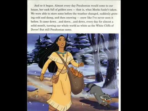 Pocahontas: The Spirit of Giving (Read Along)