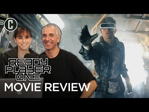 Ready Player One Movie   Does Spielberg Turn Nostalgia Into Movie Magic?