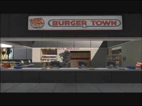 Modern Warfare 2: Retarded Burger King