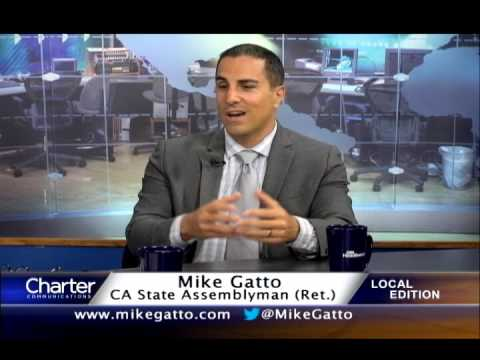 Charter Local Edition with CA Assemblyman Mike Gatto (Ret.)