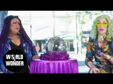 Detox's Life Rehab: Appetizer, Psychic Vicky and Sister Detox - WOW Presents Plus Sneak Peek