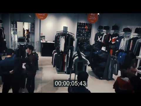 """GM""- магазин мужской одежды (video By Torero.kz)"