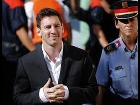 Barcelona star Lionel Messi to face trial over alleged £3.2million ...