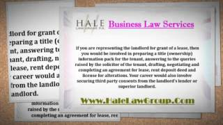 Why Choose A Career In Real Estate Law Services?