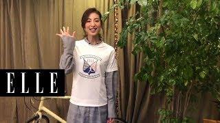 2019 ELLE RUN 風格路跑 大久保麻梨子 大久保麻理子 検索動画 2