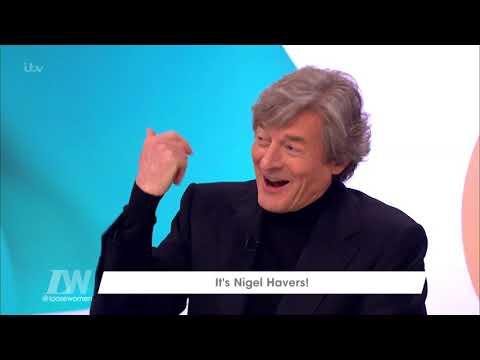 Nigel Havers on Male Friendships  Loose Women
