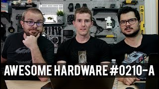 Linus Visits, Zen 3 Announced, Stadia Launches, Youtube COPPA - Awesome Hardware #0210-A