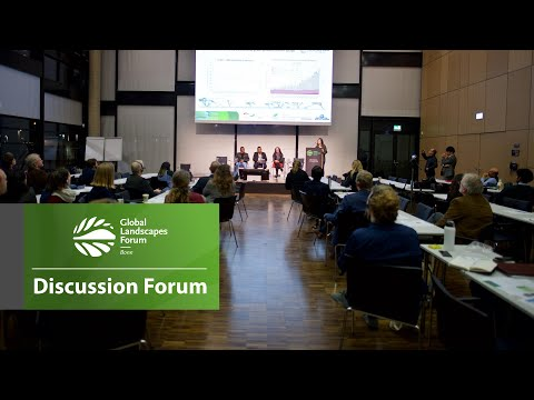 Discussion Forum 9: The Brazilian Forest Code And Sustainable Landscape Management