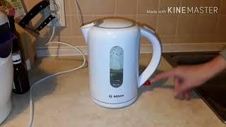 Обзор чайника Bosch TWK7601