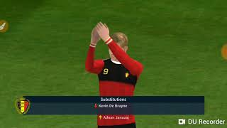 Brazil🇧🇷 VS 🇧🇪Belgium International cup FINAL Match. DREAM LEAGUE SOCCER 20.DSL 20