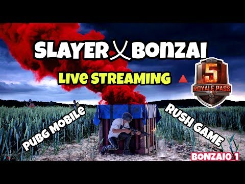 Pubg Mobile Live stream   pubg with bonzai    Bonzai0_1   Chicken dinner