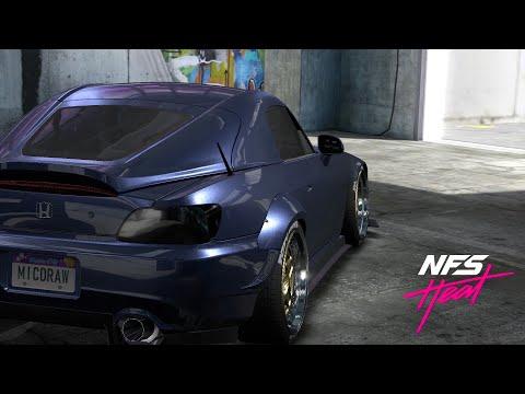 HONDA POWER!! Honda S2000 Build   NFS Heat Studio App