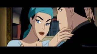 Diana steals Bruce's lips : Kiss of Heaven