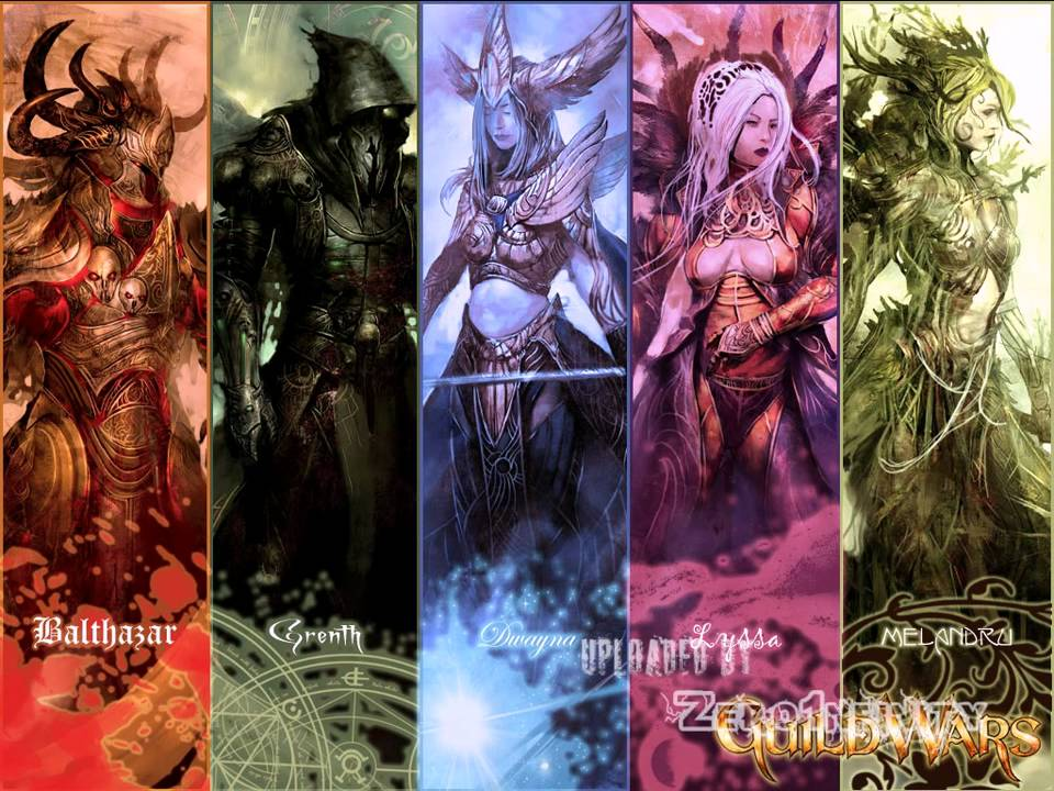 abaddon guild wars wallpaper - photo #23