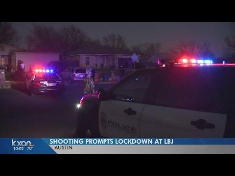 LBJ High School lockdown lifted, man shot multiple times nearby