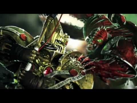 The Horus Heresy THE FIRST HERETIC Book Trailer