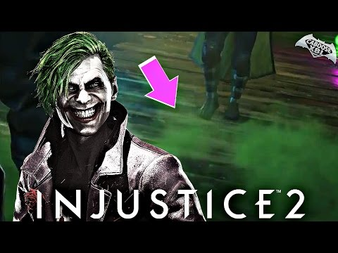 Thumbnail: Injustice 2 - How is The Joker Still Alive?