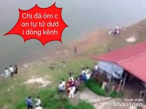 Tây Ninh : vợ trẻ ôm con tự tử vì lời nói cay nghiệt của chồng