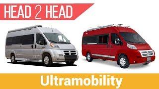 Pleasure-way Lexor FL vs Winnebago Travato 59K | Which Affordable Campervan will Win?
