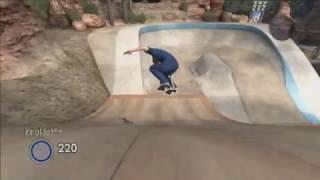 Skate 3 - Xbox 360 - Gameplay - Tricks & Fails (Part 2)