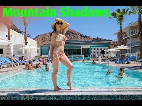 Mountain Shadows Hotel Tour in Arizona // Scottsdale Hotels
