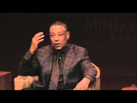 Giancarlo Esposito and Moran Cerf debate on 'meditation'