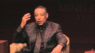 Giancarlo Esposito and Moran Cerf debate on 'meditation'