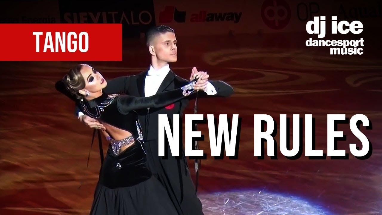 Tango Dj Ice New Rules Youtube