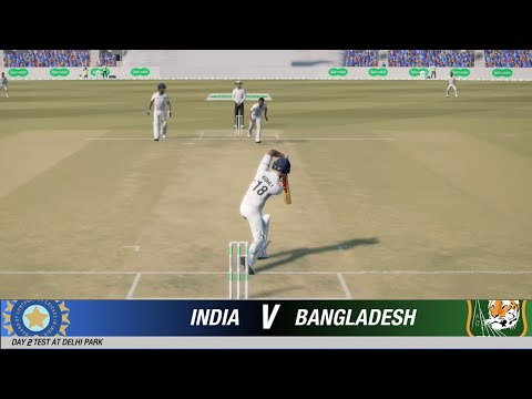 India vs Bangladesh Day 2 - 1st Test Match Prediction Highli