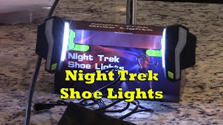 Night Trek Shoe Lights Product Demo