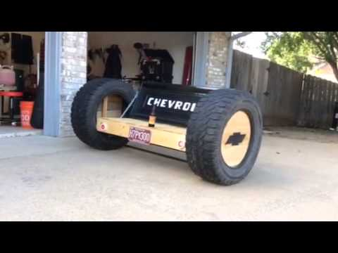 Rocking Chevy Tailgate Bench For Sale Sold Youtube