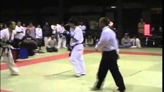 2004年 新空手 関西交流試合 聖空会 山本弘二(決勝)