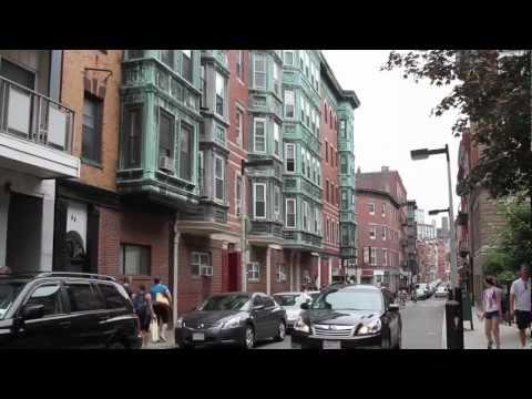IWalked Boston