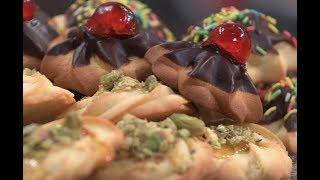 طريقة عمل البيتي فور  | سارة عبد السلام | سنة اولي طبخ  PNC FOOD