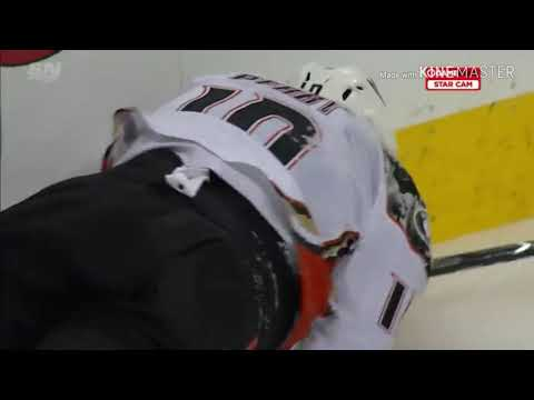 NHL: Fights After Goals Part 2