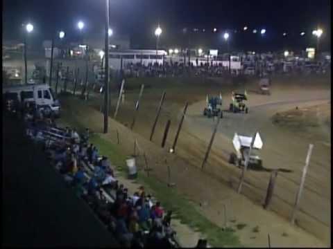 URC Sprints- Steven Downs 12d Delaware International Speedway