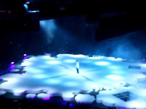 陳奕迅 - 超人的主題曲 @騰訊微博黃偉文作品展 Concert YY 2012.02.11