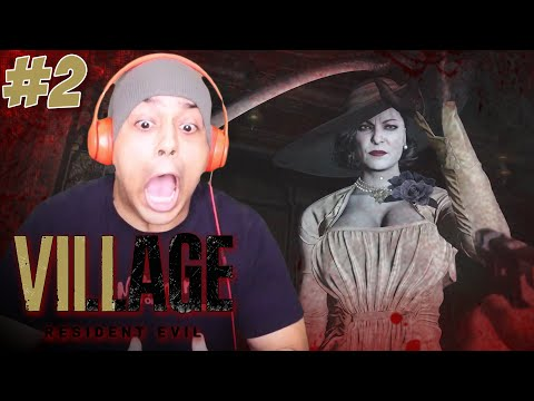 OMG! SHE FOLLOWS YOU AROUND THE HOUSE NOW!? I QUIT! [RESIDENT EVIL: VILLAGE] [#02]