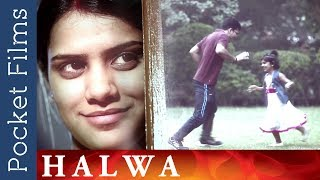 Relationship of A Loving Father And His Married Daughter - Halwa (Pudding) - Hindi Short Film