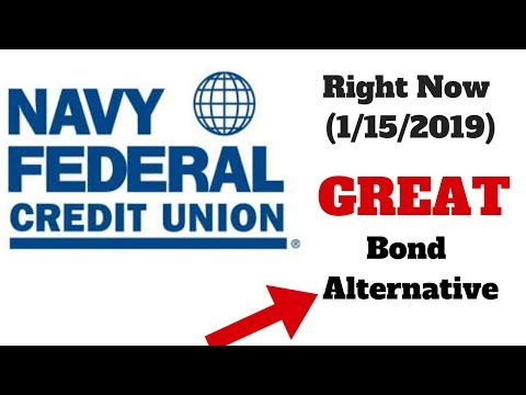 NFCU Cd's - Right Now A Great Alt. To Bonds (1/15/2019)