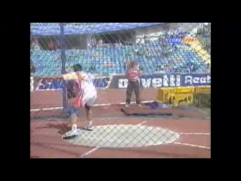 BEST DISCUS THROWER EVER (JURGEN SCHULT)
